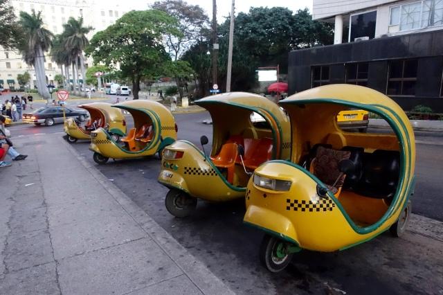 Coco Taxis! 'sabor a tropico'
