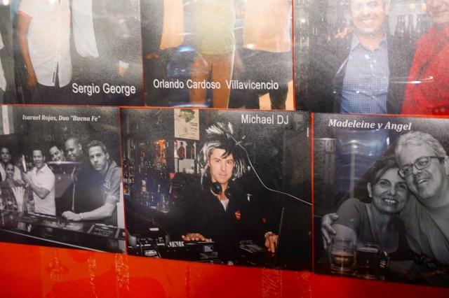 Michael DJ.? Annaliese's favorite.