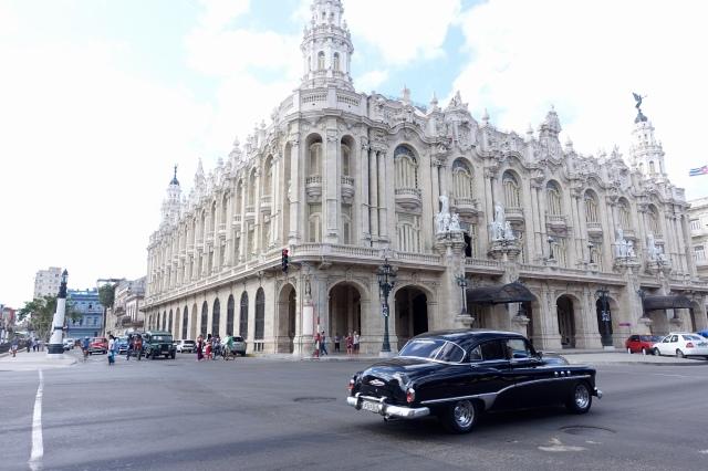 Theater - Gran Teatro de la Havana