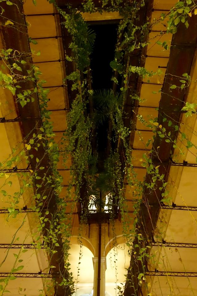 inside Hotel Los Frailes
