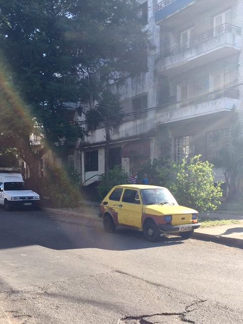 enrique's car:)
